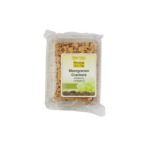 Boerjan Boerjan Meergranen crackers gl / lv