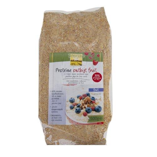 Boerjan Boerjan proteine ontbijt fruit 500gr