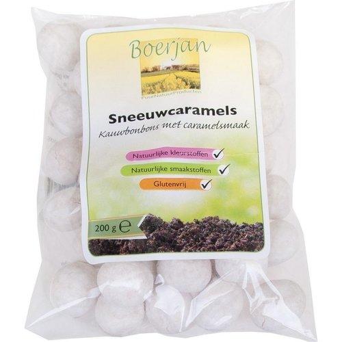Boerjan Boerjan Sneeuw Caramels