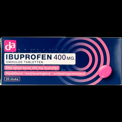 DA Da Ibuprofen 400mg Tabletten 20st