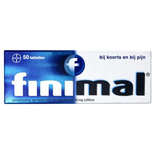 Finimal Finimal 500/50mg Tabletten