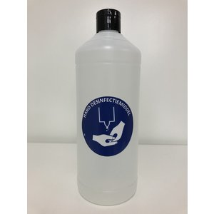 DA Hand desinfectiemiddel 1 liter