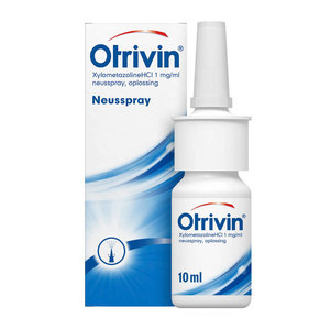 Otrivin Otrivin Spray Volwassenen 1mg 10ml