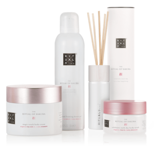 Rituals Rituals - the Ritual of Sakura Renewing collection giftset L