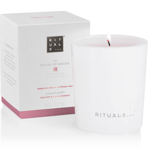Rituals Rituals - the Ritual of Sakura scented candle 290gr