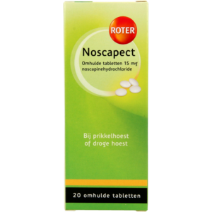 Roter Roter Noscapect 15mg 20st
