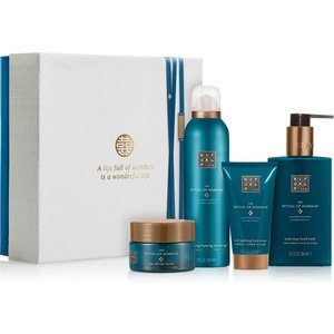 Rituals Rituals - the Ritual of Hammam purifying medium set