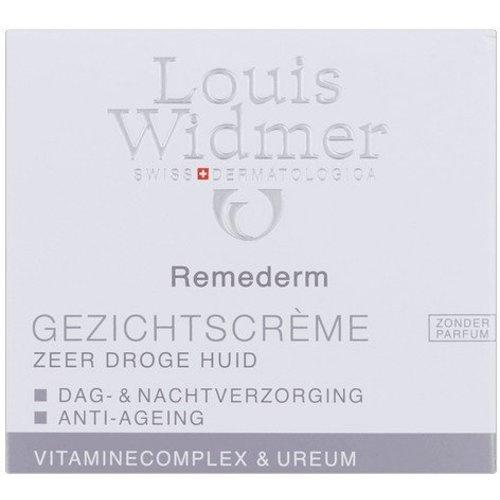 Louis Widmer Louis Widmer Remederm gezichtscreme zonder parfum 50ml