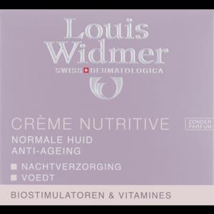 Louis Widmer Louis Widmer Creme Nutritive zonder parfum 50ml