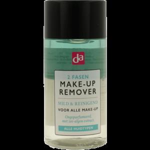 DA eigen merk DA Make-up Remover 2 fasen 125ml