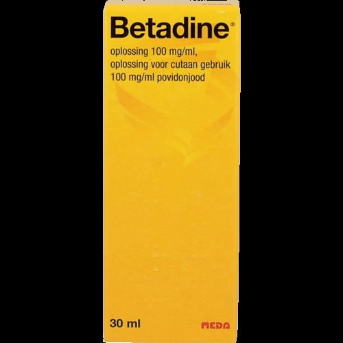 Betadine Betadine Oplossing 30ml