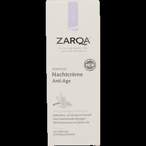 Zarqa Zarqa Nachtcreme Anti-Age 50ml