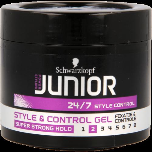 Junior Junior Power Styling Gel Super Strong 150ml