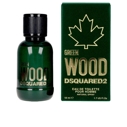 Dsquared Dsquared2 Green Wood Homme edt
