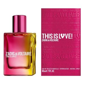 Zadig & Voltaire Zadig & Voltaire This Is Love Woman edp