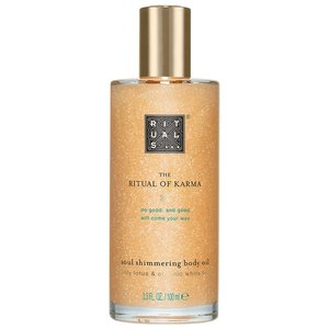 Rituals Rituals - the Ritual of Karma Shimmer Bodyoil