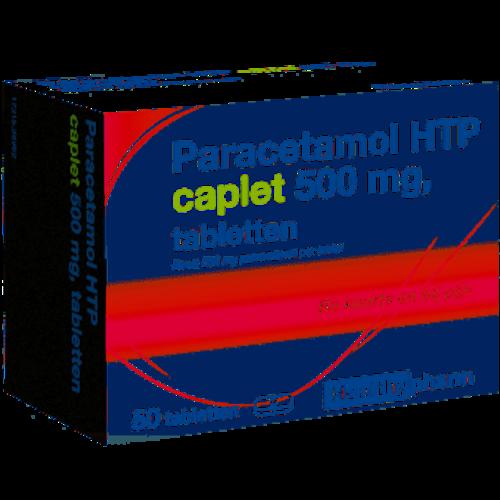 Healthypharm Healtypharm 500 mg paracetamol caplets