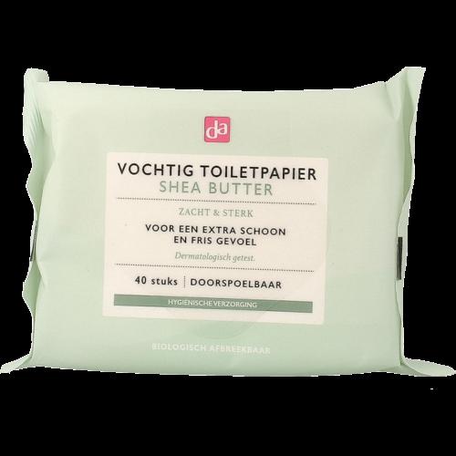DA eigen merk Da vochtig toilet papier