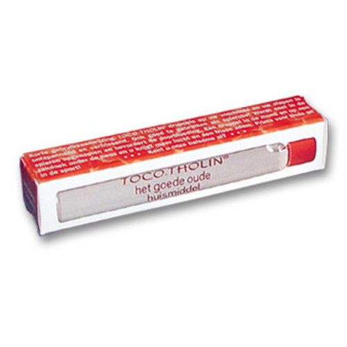 Toco  tholin Toco tholin druppels 6ml