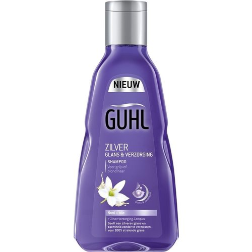 Guhl Gulh shampoo zilver en vitaliteit 250ml