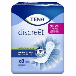 Tena Tena discreet extra plus 8st
