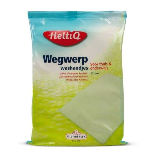 Heltiq Heltiq wegwerpwashandjes