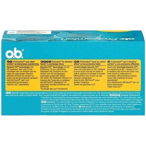 Ob tampons Ob tampons procomfort normal 32st