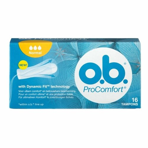 Ob tampons Ob tampons procomfort normal 16st
