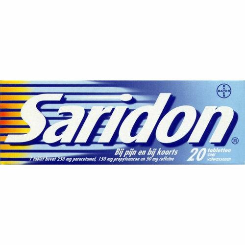 Saridon Saridon tablet 20st