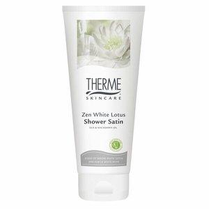 Therme Therme Zen White Lotus Shower Satin