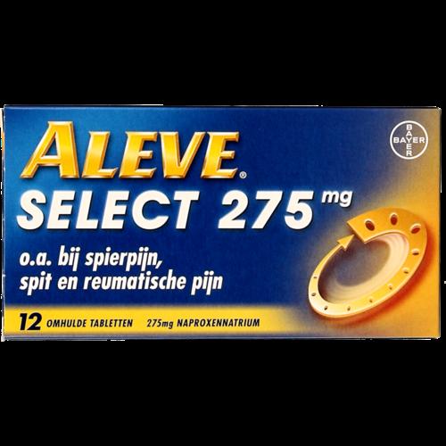 Aleve Aleve Select 275mg