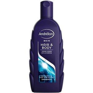 Andrelon Andrelon Shampoo for men Hair&Body