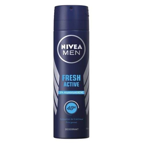 Nivea Nivea Men Fresh Active Deospray