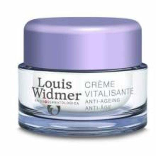 Louis Widmer Louis Widmer Nachtcrème Vitalisante Ongeparfumeerd 50ml