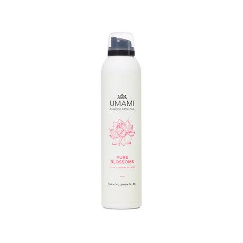 Umami Umami Foaming Shower Gel – Pure Blossoms – 200ml