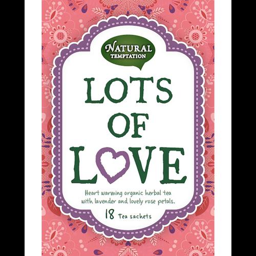 Natural Temptation Natural Temptation - Lots of Love thee