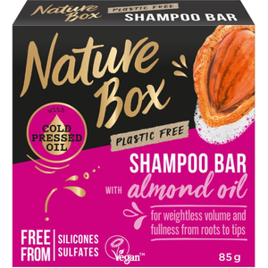 Nature Box Nature Box Shampoo Bar with Almond Oil
