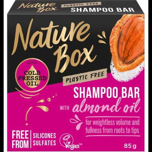 Nature Box Nature Box Shampoo Bar with Almond Oil