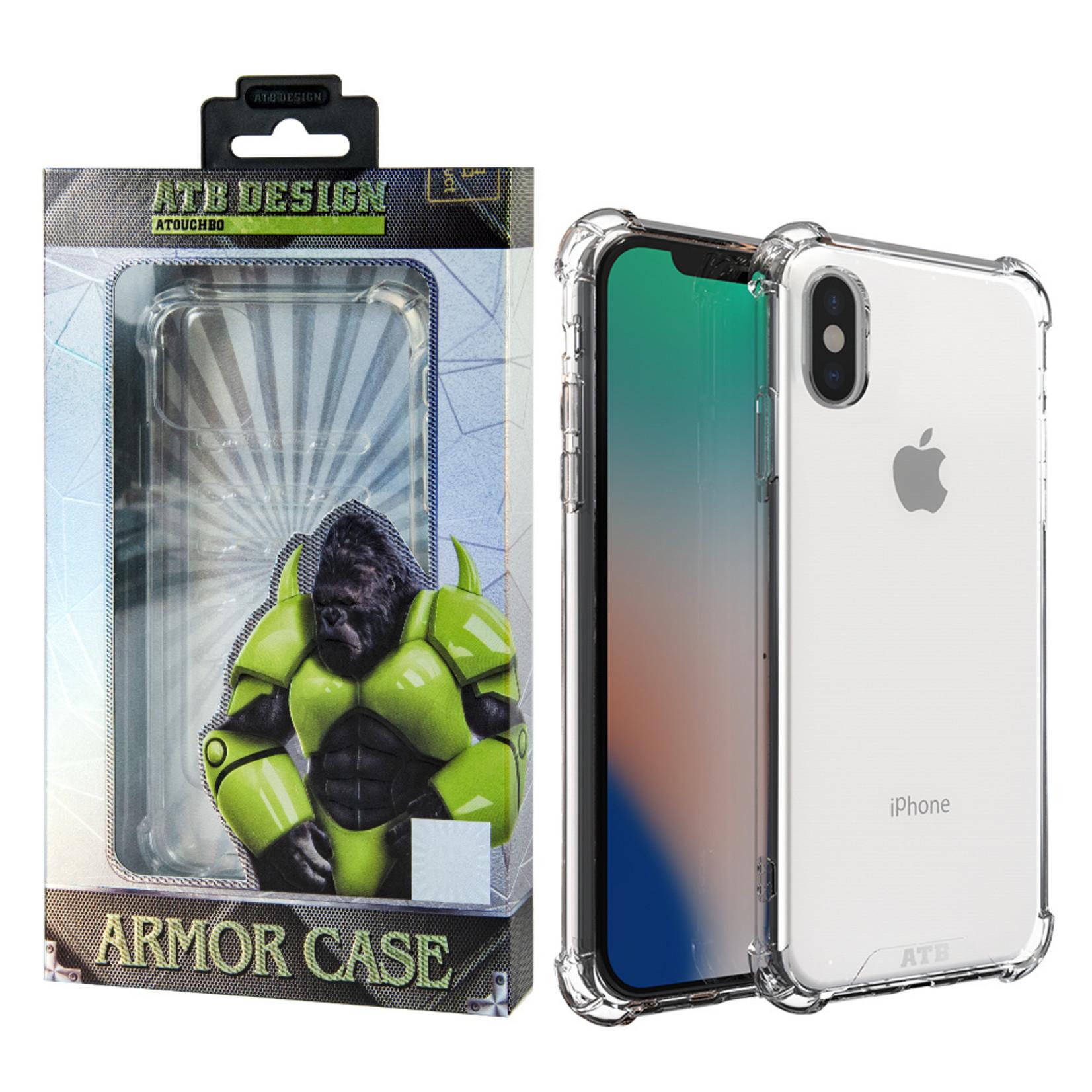 ATB Design Anti Shock Case TPU+PC iPhone X/XS