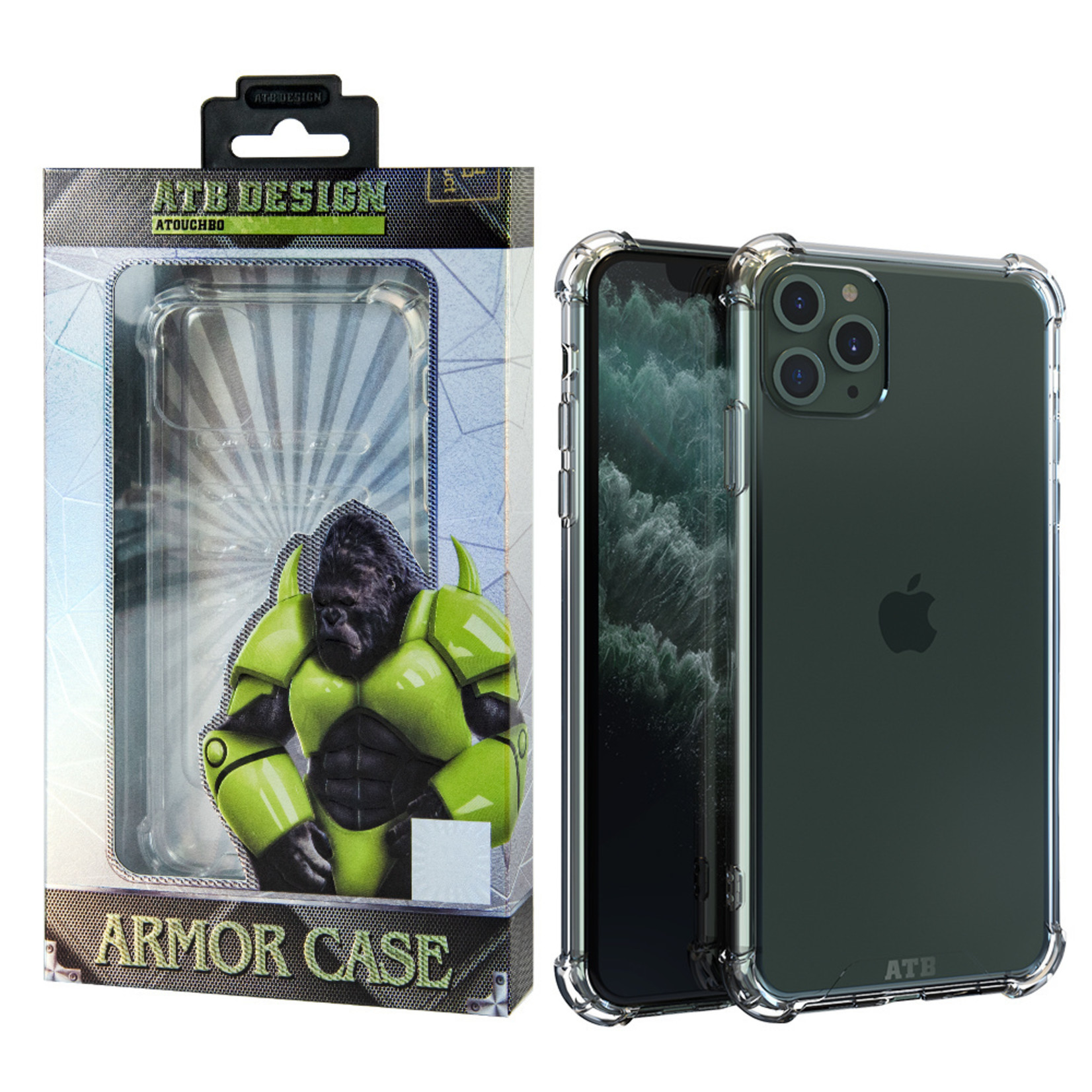 ATB Design Anti Shock Case TPU+PC iPhone 11 Pro Max (6.5)