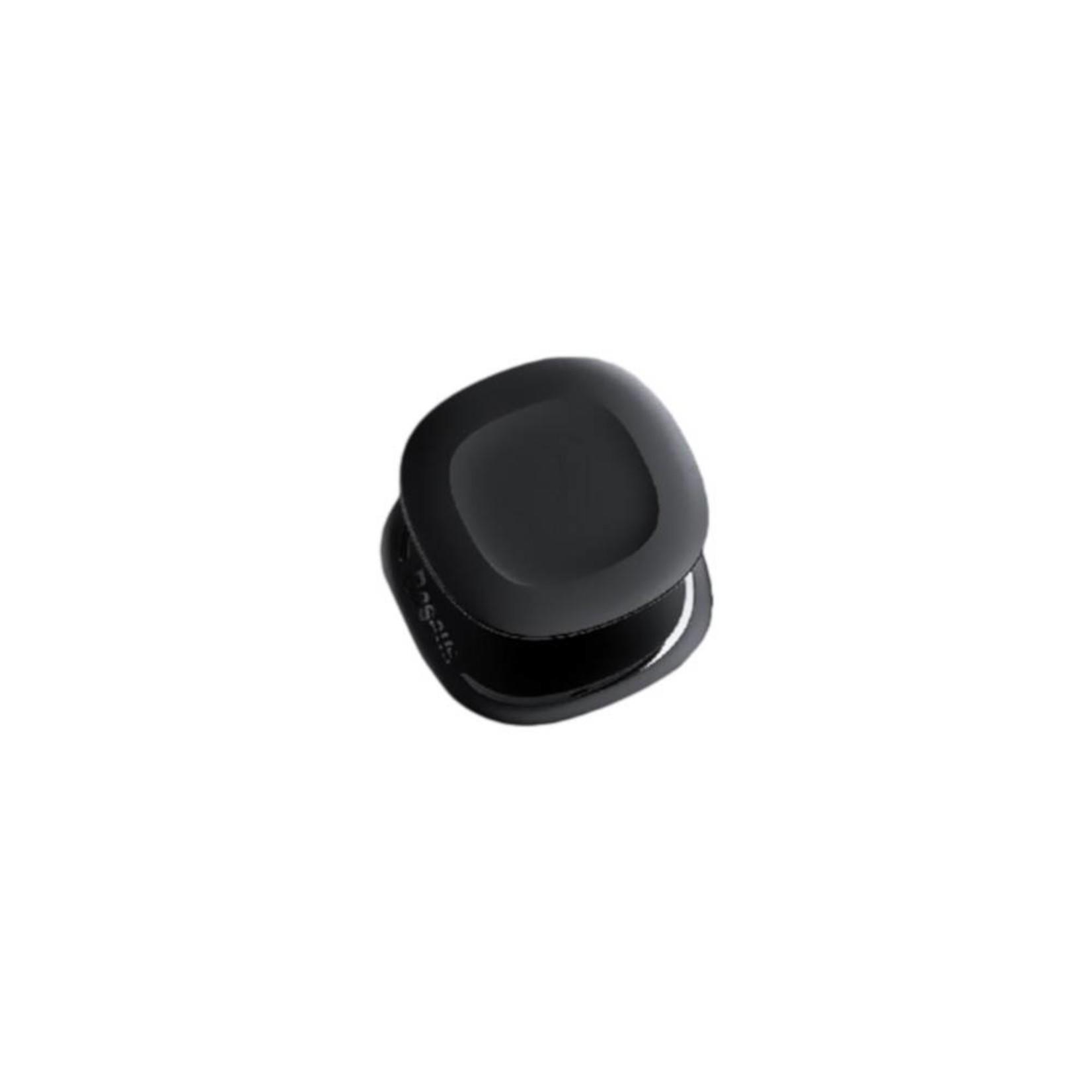 Baseus Telefoon Air Grip Socket + Houder Zwart