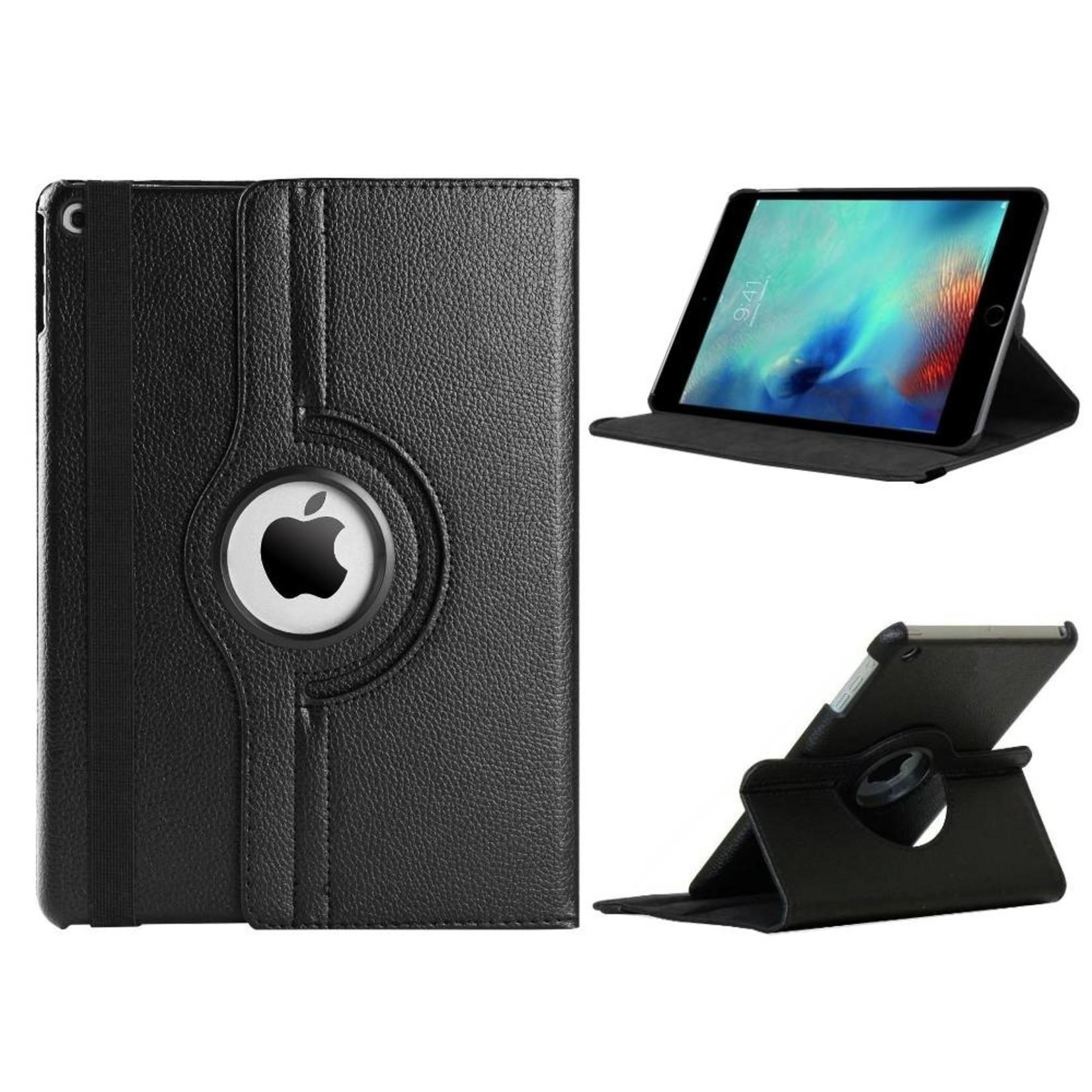 Colorfone Hoesje 360 Twist Apple iPad Air 2 Zwart