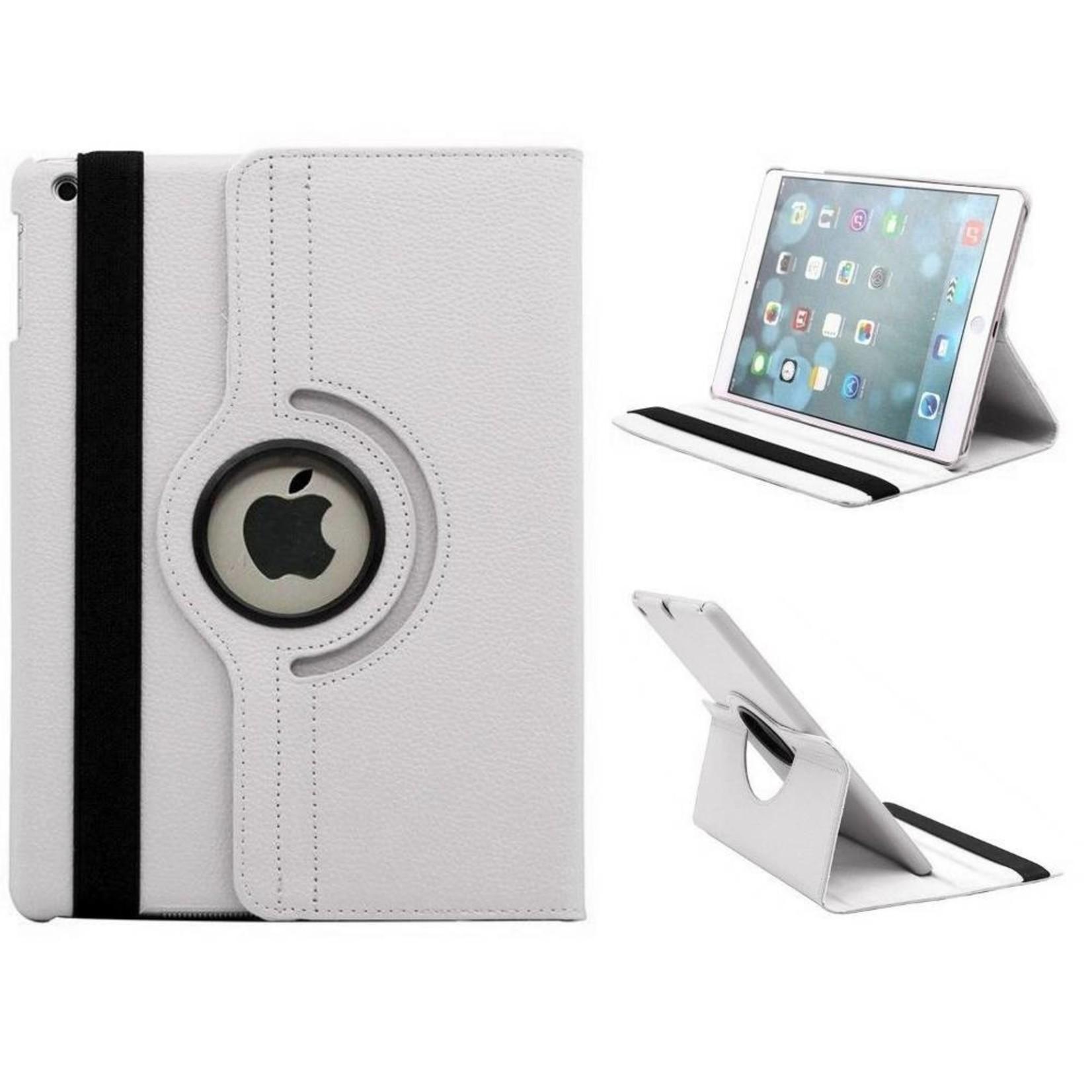 Colorfone Hoesje 360 Twist Apple iPad Mini 4 Wit