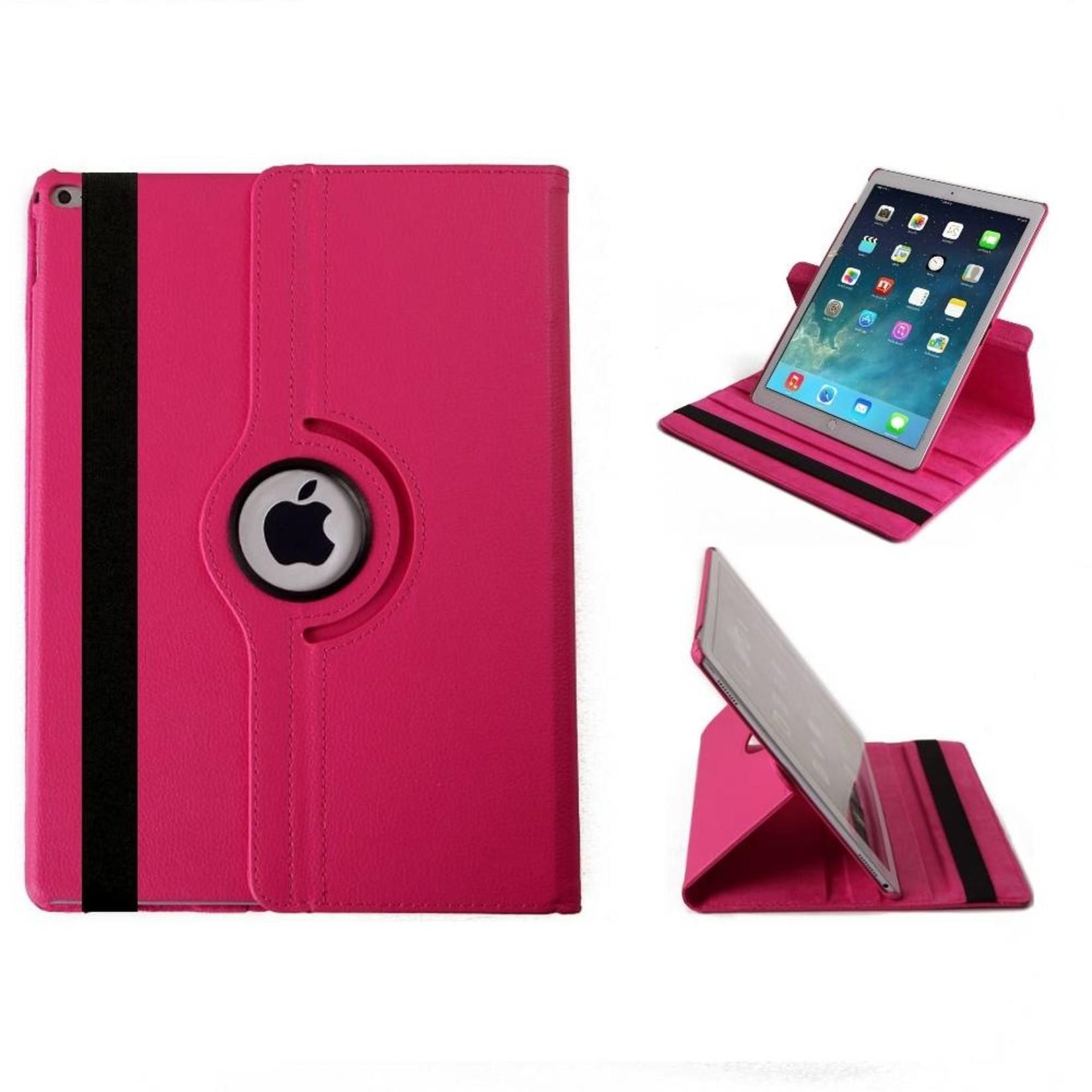 Colorfone Hoesje 360 Twist Apple iPad Pro 12,9'' Roze