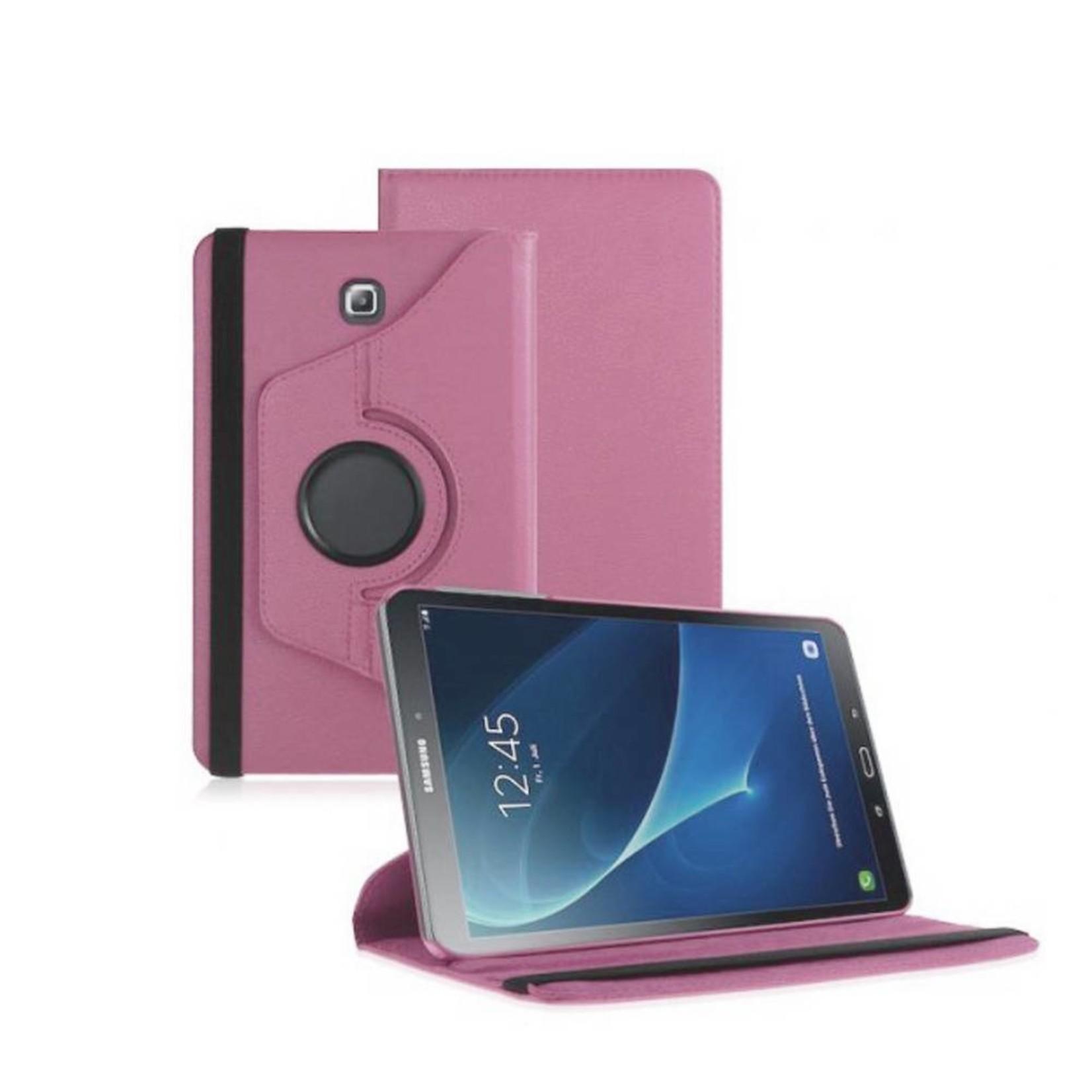 Colorfone Hoesje 360 Twist Samsung Galaxy Tab S3 9.7'' Roze