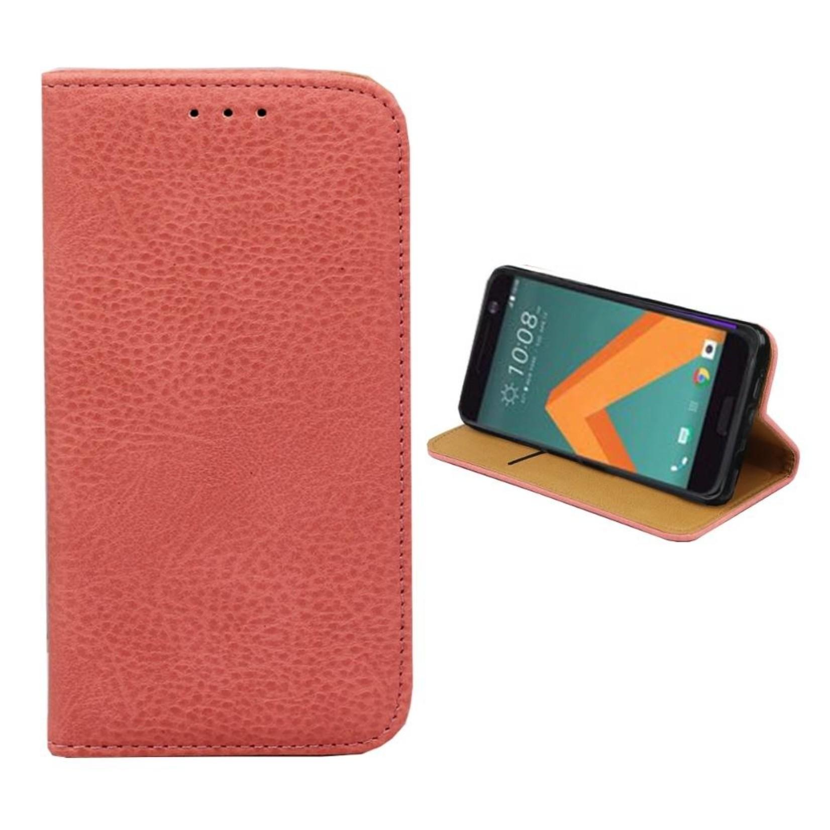 Colorfone Hoesje Book voor HTC 10 Roze