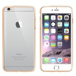 Colorfone Bumper Clear iPhone 5/5S/SE Goud