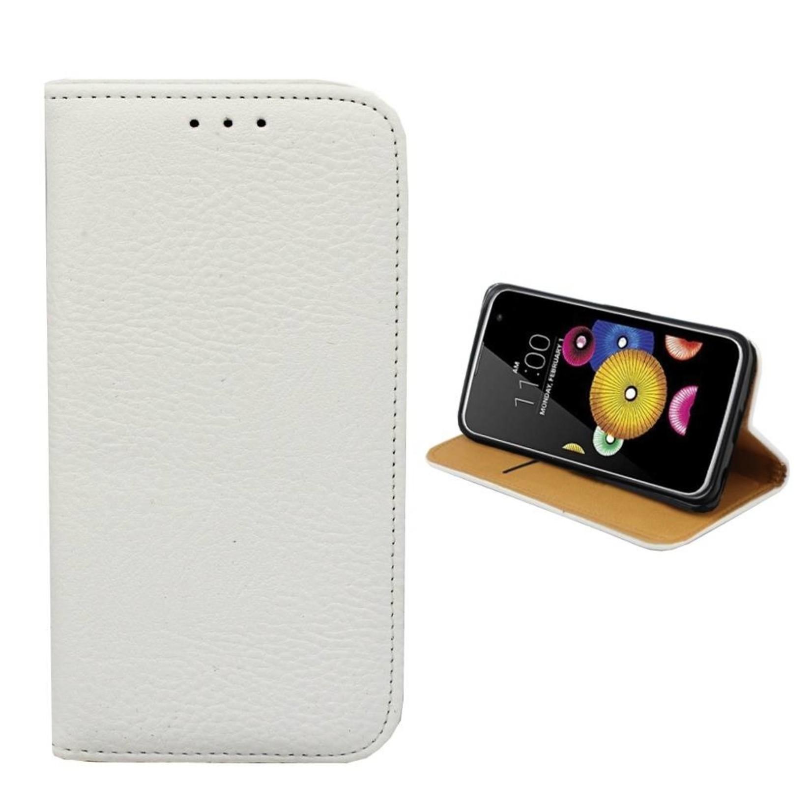 Colorfone Hoesje Book voor LG G5 Wit
