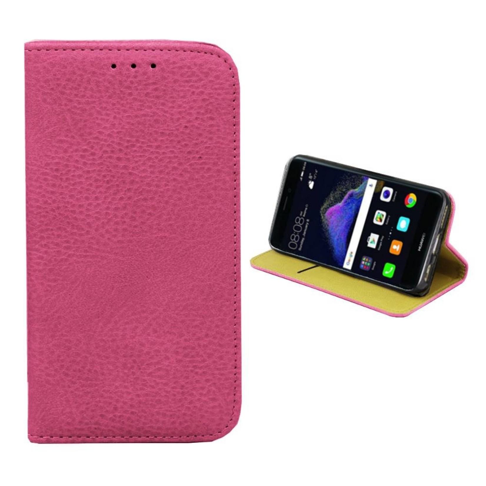 Colorfone Hoesje Book voor Huawei P10 Lite Roze