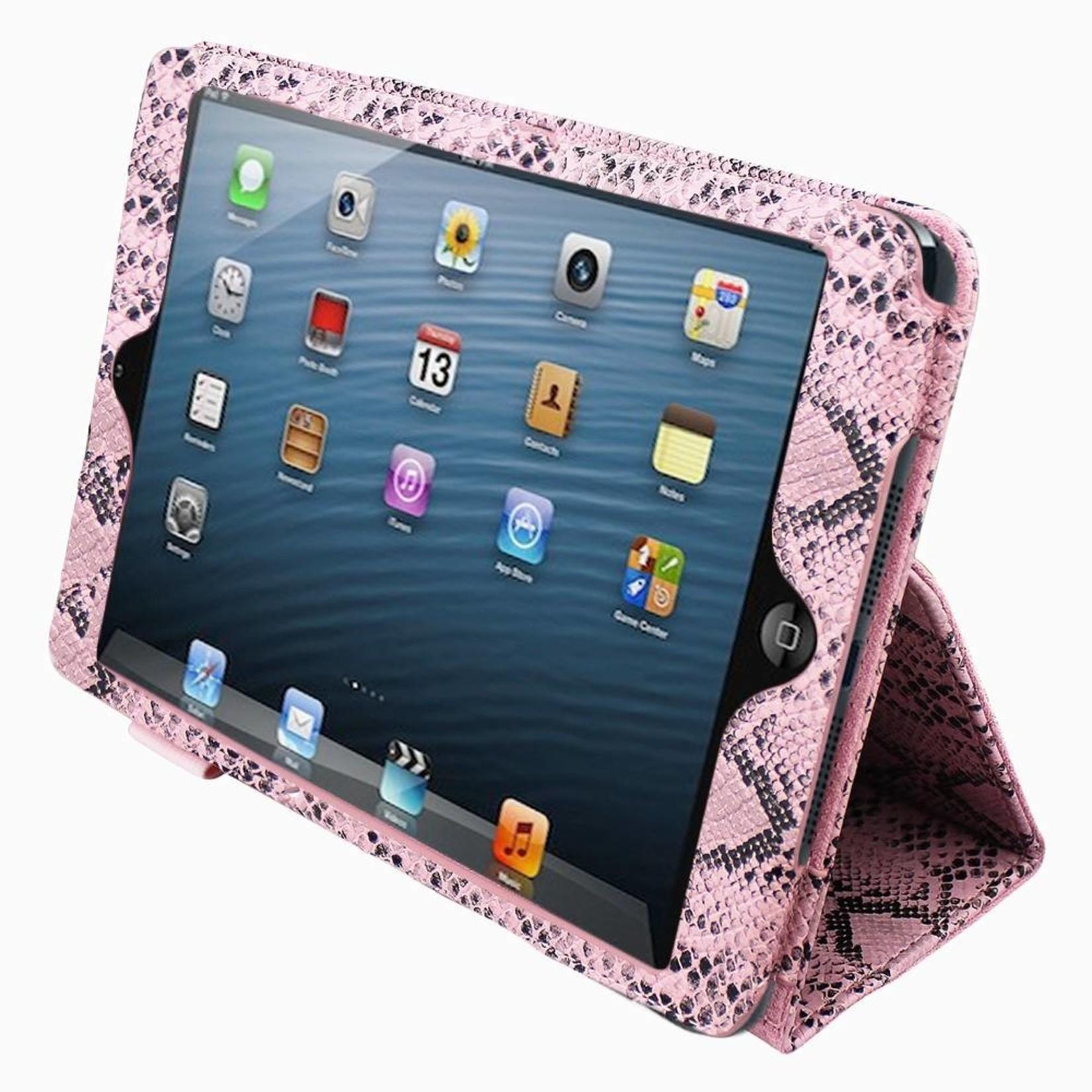 Colorfone Hoesje Business Color Apple iPad 2 (3/4) Serpentijn Roze